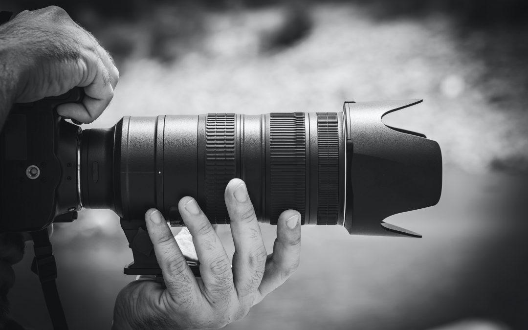 Een thuisstudie fotografie, AV-specialist of cameraman volgen?